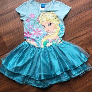 Disney Elsa T-Shirt Dress